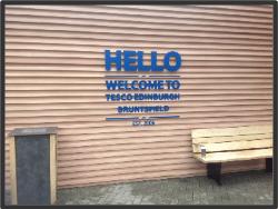 Tesco Edinburgh